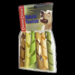 Canine Chews Carnaza Para Perro En Forma De Spiral