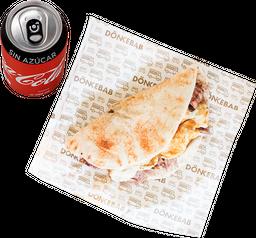 Envío Gratis: Taco Empanada +  Coca-Cola Sin Azúcar
