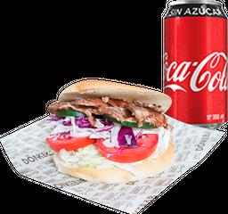 Envío Gratis: Don Kebab + Coca-Cola Sin Azúcar