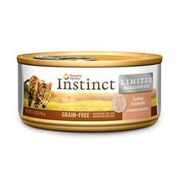 Instinct Alimento Para Gato LID De Pavo