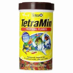 Tetramin Alimento Tropical Flakes