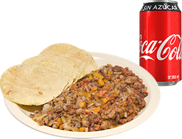 Envío Gratis: Alambre Chiltepin + Coca-Cola Sin Azúcar