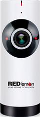 Cámara de Seguridad WiFi 180° Visión Nocturna Monitoreo en Vivo