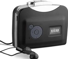 Reproductor/Convertidor USB Cassettes a MP3