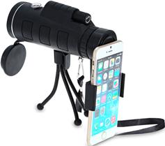 Telescopio Monocular Universal 40x para Smartphone