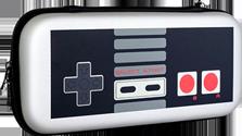 Funda Estuche Protector para Nintendo Switch tipo Retro