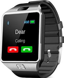 Smartwatch Reloj Inteligente DZ09 con Ranura Chip SIM y MicroSD