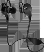 Audífonos Bluetooth Manos Libres HD Deportivos QY7 Negro