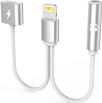 Cable Splitter de iPhone: Lightning, a Lightning y Audífono