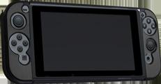 Funda Protectora de Aluminio Nintendo Switch y Joy-Con Negro