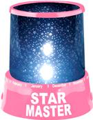 Lámpara Proyector Estrellas de Luz LED para Niños