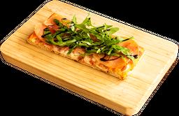 Pizza grande  de Jamón serrano