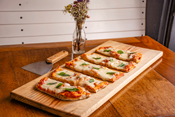 Pizza grande de Margherita