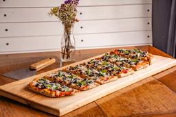 Pizza grande de Pecorino Romano