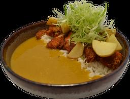 Chicken Curry Donburi