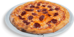 Pizza de Chorizo Español