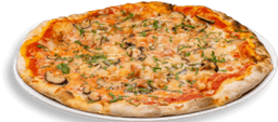 Pizza Hongo Shiitake