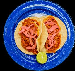 3x2 Tacos de Cochinita
