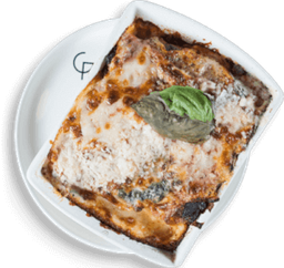 Lasagna Bolognesa Portobello