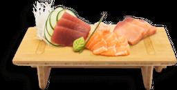 Degustación de Sashimi