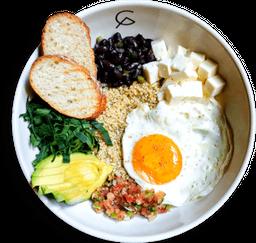 Bowl de Quinoa Ranchera