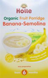 Cereal De Platano Con Semolina Holle 250 g