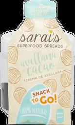 Sachets Sarais Cacao Avellana 30 g