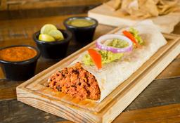 Burrito de Longaniza