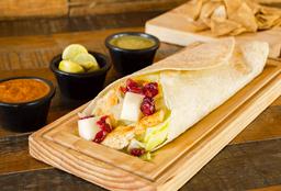 El Más Fresco Burrito