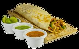 Burrito Parrillada