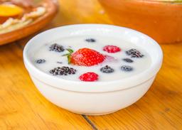 Yogurt con Pulpa de Fruta