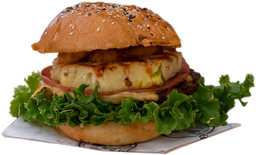 Pineapple Burger 150 grs