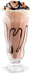 Malteada de Chocolate