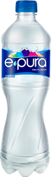 Agua E-Pura Natural 600 ml