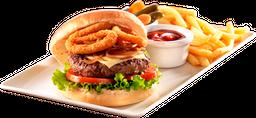 Hamburguesa Habanero Crunch