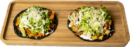 Sopes y Quesadillas