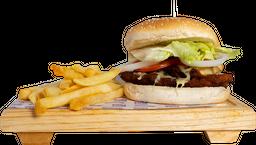 Hamburguesa Fajita