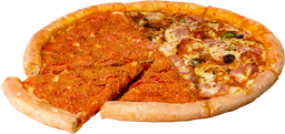 Pizza 2 Mitades Signature