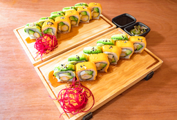 Dragon Roll, Segundo Rollo Gratis