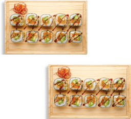 Spicy Roll, Segundo Rollo Gratis