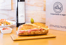 Panini Catalana con Gouda
