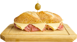 Panini Catalana con Manchego de Oveja