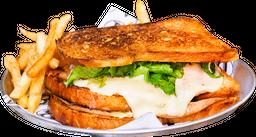 Sandwich de Mortadela
