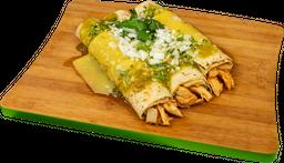 Enchiladas Wensabi