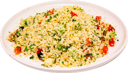 Tabulé de Cuscús y Quinoa