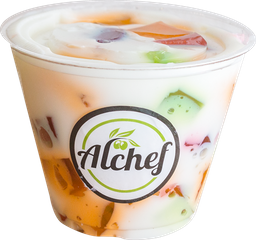 Gelatina Mosaico de Yoghurt