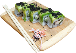 Black Avo Roll