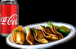 Envío Gratis: Orden de Pescadillas de Marlin + Coca sin Azúcar