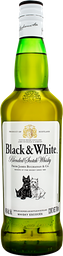 Whisky Black and White 700 mL
