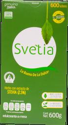 Endulzante Stevia Sin Calorias 1 g x 600